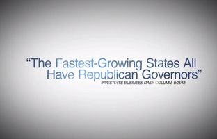A new web video from Americans for Economic Freedom, Gov. Rick Perry's non-profit 501(c)4 aimed at promoting job creation policies, highlights the work of conservative governors.