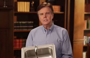 The latest television spot from Dan Patrick, the Republican lieutenant governor hopeful, goes after incumbent David Dewhurst for running a negative campaign — and voting to expand benefits for undocumented immigrants.