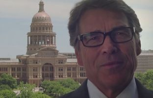 Gov. Rick Perry offered his only endorsement of a candidate in a statewide race in this video, endorsing former state representative Sid Miller of Stephenville for agriculture commissioner.