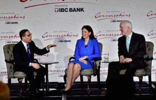 Full video of my 4/2 conversation with United States Sens. Kelly Ayotte, R-New Hampshire, and John Cornyn, R-Texas.