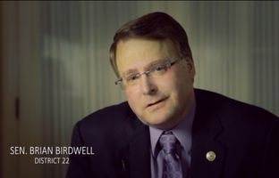 State Sen. Brian Birdwell, R-Granbury, endorsed state Sen. Ken Paxton, R-McKinney, in Paxton's bid to be the state's next attorney general in a new web ad posted by Paxton's campaign.
