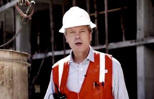To go along with news Monday that Lt. Gov. David Dewhurst received the endorsements of three major Texas homebuilders organizations, his re-election campaign released a video celebrating his support of low government regulations.