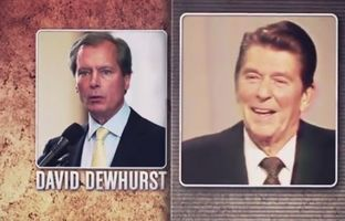 "State Sen. Dan Patrick, the Republican frontrunner for lieutenant governor, has released an ad called ""There You Go Again"" that attacks incumbent David Dewhurst over what Patrick calls ""desperate"" claims."