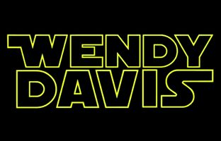 Republican gubernatorial hopeful Greg Abbott has released a new Star Wars-themed ad attacking his Democratic opponent, state Sen. Wendy Davis, over her fundraising efforts in Hollywood.