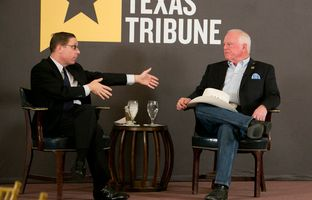 At Thursday's TribLive conversation, former state Rep. Sid Miller, R-Stephenville, a 2014 candidate for Texas Agriculture Commissioner, talked about why he would have opposed the farm bill recently passed by Congress.