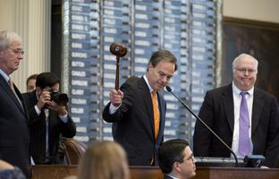 Lawmakers in the State Capitol spent the final day of the 84th Legislature making speeches and saying farewell to colleagues who aren't seeking another term.But before Monday, there was plenty of debate and bills passed on issues that impact every Texan.