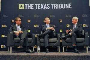 Full video of my 10/4 conversation with state Reps. Four Price, R-Amarillo, and John Smithee, R-Amarillo, on the campus of Amarillo College.