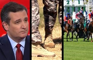 In the Roundup: With Ted Cruz polling near the top of the GOP presidential pack, all eyes were on the Texas senator in this week's debate. Also, Gov. Greg Abbott orders the Texas National Guard to stay put along the Texas-Mexico border, and the Texas Racing Commission could soon be a thing of the past.