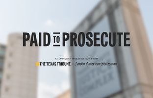 A six-month Texas Tribune/Austin American-Statesman investigation reveals a chummy and unusual financial arrangement between Texas Mutual Insurance and the Travis County district attorney's office.