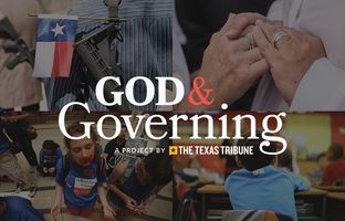 "Check out the full 30-minute PBS special of ""God and Governing,"" our project on the intersection of faith and politics at the Texas Legislature."