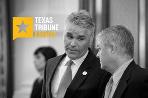 We're livestreaming our conversation in Austin with state Rep. Dan Huberty, the chairman of the House Public Education Committee.
