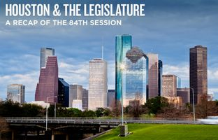 We're livestreaming a review of the just-finished legislative session — and its impact on Houston — with state Sen. Brandon Creighton, R-Conroe, and state Rep. Sylvester Turner, D-Houston.