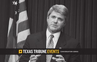 We're livestreaming our conversation in Austin with U.S. Rep. Michael McCaul, R-Austin.