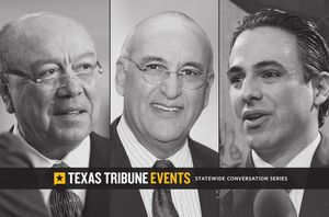 "We're livestreaming our conversation with state Sen. Juan ""Chuy"" Hinojosa, D-McAllen, and state Reps. Bobby Guerra, D-Mission, & Terry Canales, D-Edinburg, at the University of Texas Rio Grande Valley in Edinburg."