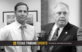 We're livestreaming our conversation with state Reps. Dustin Burrows and Drew Darby in San Angelo.