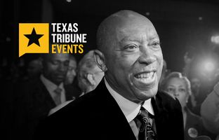 We livestreamed our conversation in Austin with Sylvester Turner, the mayor of Houston.