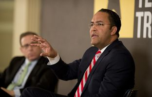 At our 12/18 conversation, U.S. Rep.-elect Will Hurd, R-San Antonio — a former undercover CIA officer — talked about the recently released report on the agency's interrogation techniques.