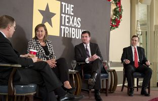 Full video of my 12/11 conversation with three incoming members of the Texas Senate: Konni Burton, R-Colleyville, Brandon Creighton, R-Conroe, and Van Taylor, R-Plano.