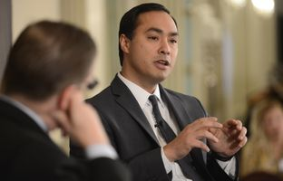 Full video of my 2/19 conversation with U.S. Rep.Joaquin Castro, D-San Antonio.