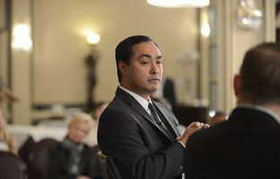 At our 2/19 conversation, U.S. Rep. Joaquin Castro, D-San Antonio, talked about a federal judge's decision to block President Obama's executive order on immigration — and what happens next.