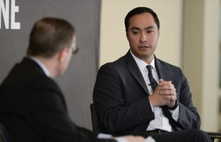 At our 2/19 conversation, U.S. Rep. Joaquin Castro, D-San Antonio, commented on the just-decided special election in Senate District 26 and the coming mayor's race in his hometown.