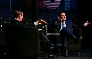 "U.S. Sen. Ted Cruz said members of the black community ""perceive that law enforcement does not treat them fairly,"" and that's led officers to fear doing their jobs. Cruz was interviewed at the Texas Tribune Festival by Tribune CEO Evan Smith."