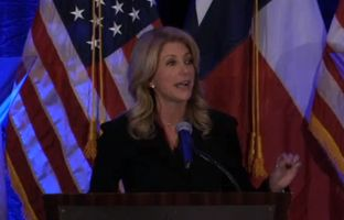 Gubernatorial candidate Wendy Davis and lieutenant governor hopeful Leticia Van de Putte spoke Tuesday night at a Travis County Democratic Party fundraiser. Watch their full remarks here, courtesy of the Tribune's livestream.