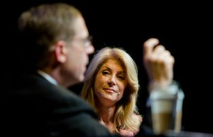 Full video of my 3/6 TribLive conversation with state Sen. Wendy Davis, D-Fort Worth, the Democratic nominee for Texas governor in 2014.
