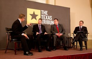 At Thursday's TribLive conversation, state Reps. Matt Krause, R-Fort Worth; Jonathan Stickland, R-Bedford; and Steve Toth, R-The Woodlands, talked about the coming race for lieutenant governor and whom they'd back in a Cruz-Perry presidential primary showdown.