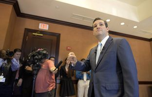 At a news conference Friday in Austin, U.S. Sen. Ted Cruz touched on the state's bitter Republican primary runoffs, the Benghazi investigation, his argument against a minimum wage hike and Gov. Rick Perry's efforts to tout the Texas miracle around the country.