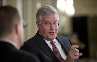 Full video of my 4/17 TribLive conversation with Mike Collier, the Democratic nominee for Texas comptroller in 2014.