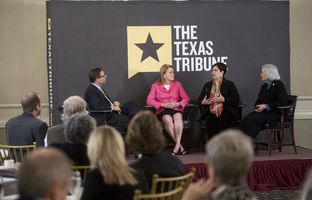 Full video of my 4/11 TribLive conversation with state Sens. Sylvia Garcia, D-Houston; Leticia Van de Putte, D-San Antonio; and Judith Zaffirini, D-Laredo.