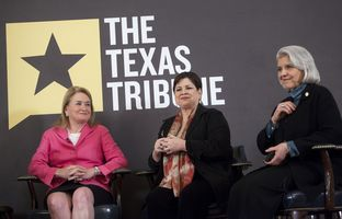 At Thursday's TribLive conversation, state Sens. Sylvia Garcia, D-Houston; Leticia Van de Putte, D-San Antonio; and Judith Zaffirini, D-Laredo, talked about the sudden outbreak of peace and comity in the 83rd legislative session.