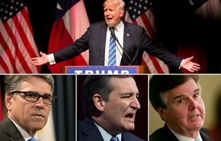 There's been a lot of fuss made about U.S. Sen. Ted Cruz's recent decision to support Donald Trump for president after refusing to endorse him at the Republican National Convention. But he's not the only Texas leader who's expressed a change of heart.