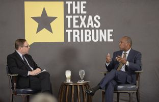 Full video of my 4/30 conversation with state Rep. Sylvester Turner, D-Houston, vice chairman of the House Appropriations Committee and a candidate for Houston mayor.