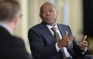 At our 4/30 conversation, state Rep. Sylvester Turner, D-Houston, vice chairman of the House Appropriations Committee, explained why he's running  for Houston mayor and what he would do if elected.