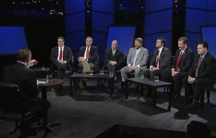 Full video of my 2/8 conversation with seven Republican candidates for Texas Railroad Commissioner.