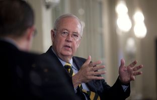 Full video of my 4/29 TribLive conversation with Baylor University President Ken Starr.
