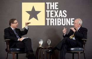 At Monday's TribLive conversation, Baylor University President Ken Starr talked about the intersection of a campus culture built on traditional values with the realities of life in the modern world — including the revelation that a star athlete is gay.