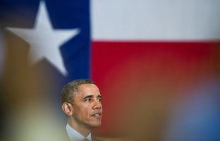 During a visit to Dallas on Wednesday, President Obama called on Gov. Rick Perry to expand Medicaid under the federal Affordable Care Act and commended grassroots advocates for their work to educate uninsured residents on health insurance options under the new law.