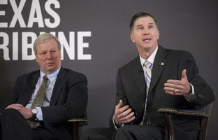 At Monday's TribLive conversation, Texas Commission on Environmental Quality Chairman Bryan Shaw and James Marston of the Environmental Defense Fund talked about the causes and implications of last week's tragedy in West.