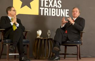 Full video of my 5/7 conversation with John Sharp, the chancellor of the Texas A&M University System.