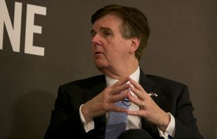 At our 6/4 conversation, Lt. Gov. Dan Patrick rebuffed conservative criticism of the 84th Legislative Session.