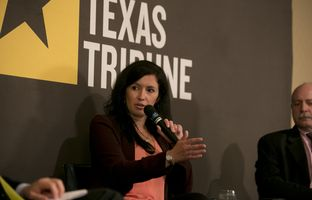 At our 6/18 conversation, Erica Grieder and R.G. Ratcliffe of Texas Monthly explained why they named state Sen. Jane Nelson, R-Flower Mound, the chair of the Senate Finance Committee, one of the 84th session's ten worst legislators.