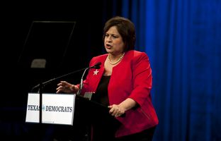 Check out state Sen. Leticia Van de Putte's full speech to delegates at the Texas Democratic Party convention in Dallas.
