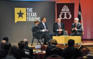 """Full video of my2/7 TribLive conversation with three Amarillo lawmakers: state Sen. Kel Seliger and state Reps. """"Four"""" Price and John Smithee."""