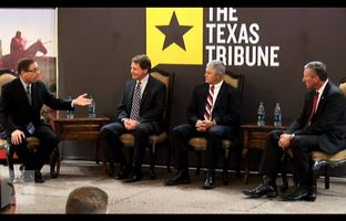 At our 10/23 Hot Seat conversation at the Texas Tech University, state Sen. Robert Duncan, R-Lubbock, and state Reps. John Frullo, R-Lubbock, and Drew Springer, R-Muenster, talked about water, transportation, public education and other issues in play in the 83rd session.