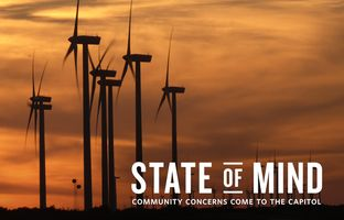 News of a possible wind farm development near a northwest Texas Air Force base has raised concerns about protecting military properties from outside development. Related legislation is poised to be a part of this legislative session.