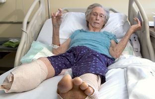 After spending most of her professional career handling insurance claims, 73-year-old Jane Hays is learning the ins and outs of the Texas workers' compensation system from the other side. Hays suffered multiple injuries in a car wreck on her way home from a work meeting.
