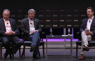 "Here's full video of our ""America's Place in the World"" panel discussion Saturday at The Texas Tribune Festival. The panel featured U.S. Sen. Tim Kaine, D-Va., and U.S. Rep. Michael McCaul, R-Austin."